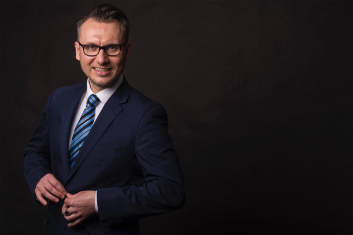 Bewerbungsfotos und Business Porträt München