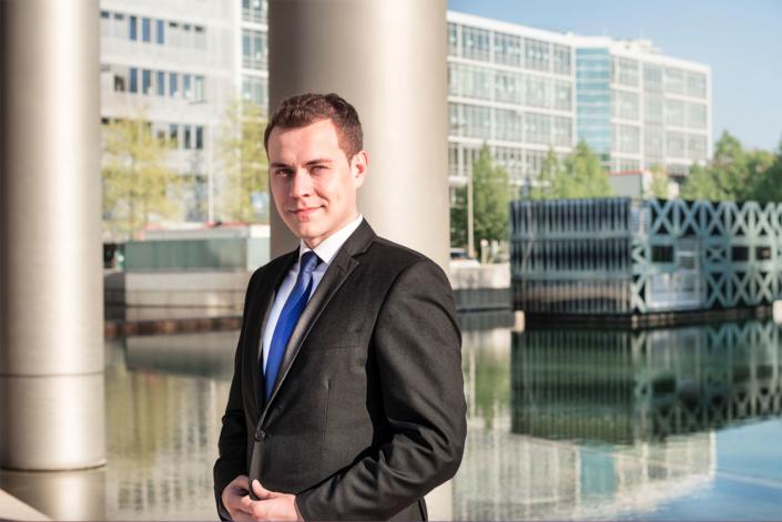 Bewerbungsfotos Business München