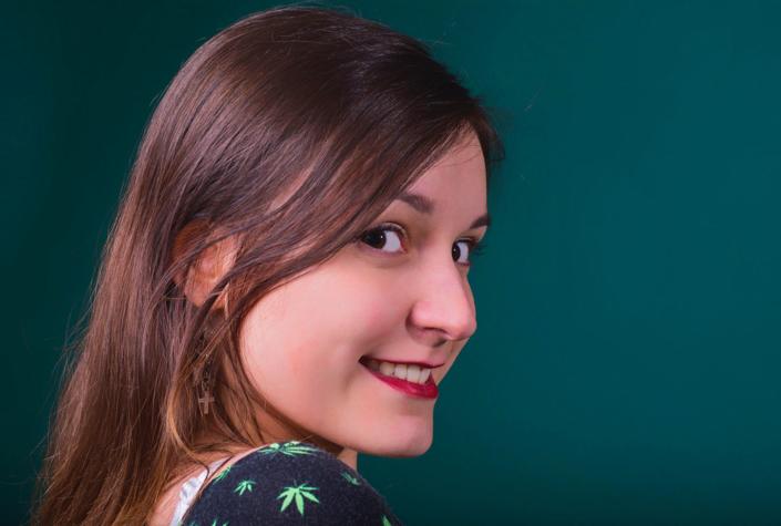 Portraitfotos Indoor Mädchen