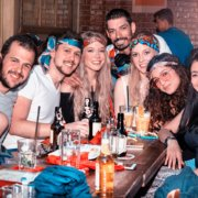 Partyfotos im Club