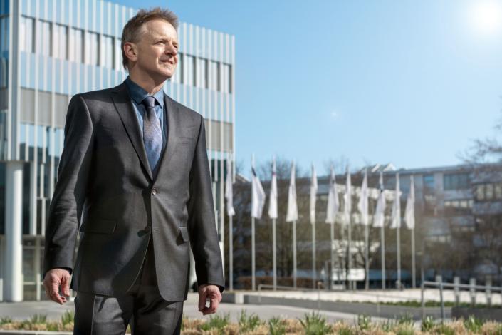 Businessfotos in München Teamleiter BMW Group