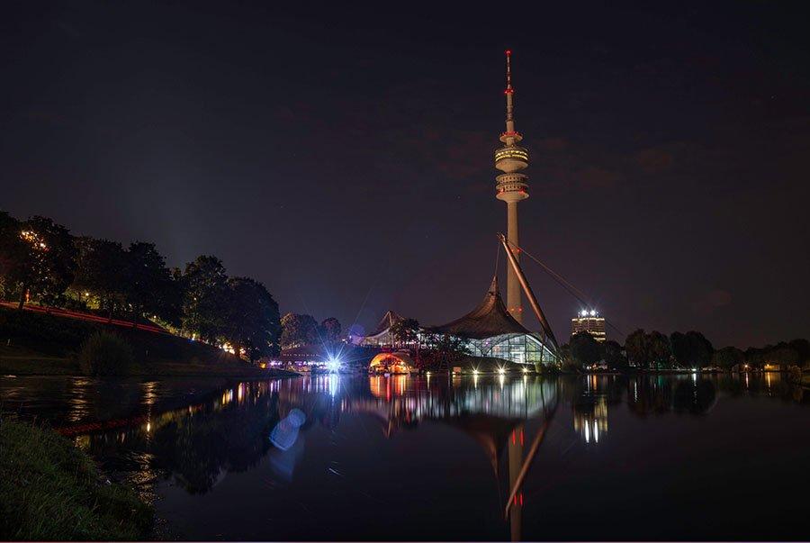 Langzeitbelichtung München