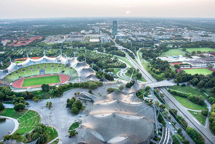 Olympiapark Fotos München