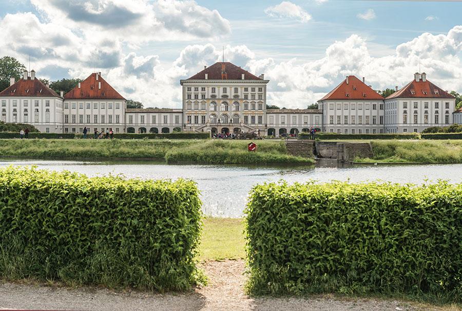 Nymphenburgschloss München Fotos