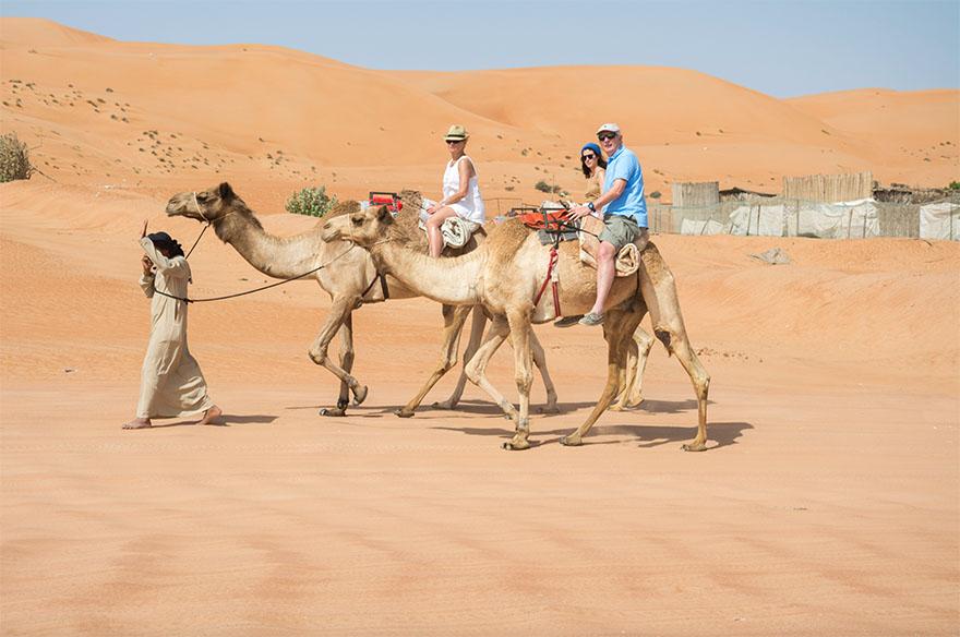 Outdoor Fotoshooting Oman