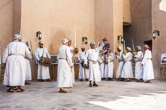 Reisefotografie in Oman