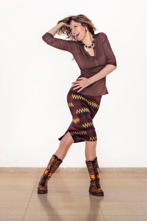 Modefoto-Portrait-Frau