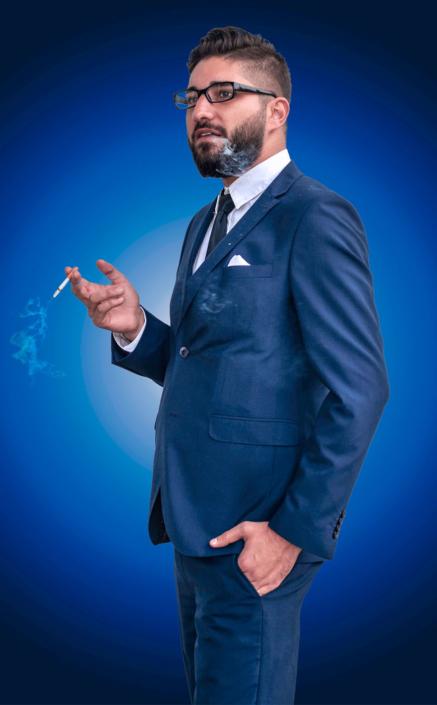 Geschäftsführer Portraitfoto