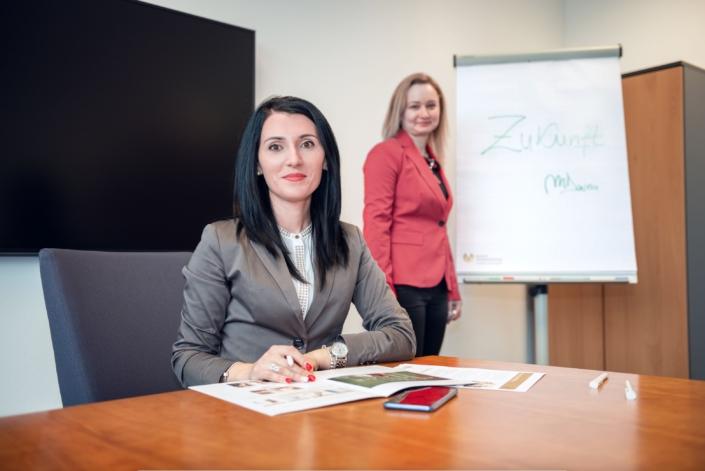 Deutsche Vermögensberatung Mitarbeiterfotos in München